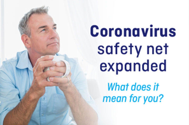 Coronavirus Safety Net Explained